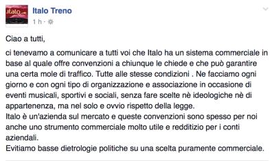 L'#epicfail di Italo Treno